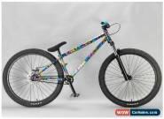 MAFIABIKES Blackjack D Blue Splatter (without front brake) 26 inch Wheelie Jump for Sale