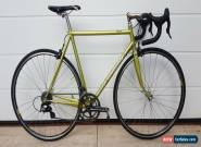 GRANDIS OVERMAX vintage italian steel road bike CAMPAGNOLO ATHENA 11sp. COLUMBUS for Sale