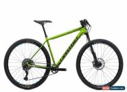 "2016 Cannondale F-Si Hi-Mod Mountain Bike Large Carbon 29"" SRAM GX 1x11 Lefty for Sale"