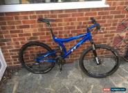 Giant VT XTR Full Suspension Mountain Bike ( size M ) for Sale