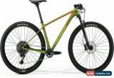 "Classic Merida BIG NINE 6000  L 19""  2018 hardtails/cross-country-marathon Eagle  12 S for Sale"