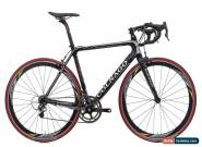 2011 Colnago M10 Road Bike 52s Carbon Campagnolo Record 10 Speed FSA Fir for Sale