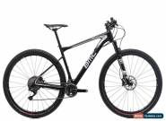 "2016 BMC Teamelite 02 Mountain Bike Medium 29"" Carbon Shimano XT M8000 DT Swiss for Sale"