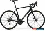 Classic Merida 2019 Scultura 4000 Disc Size 3XS 41 cm Black Carbon Raod Bike for Sale