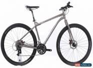 "USED 2015 Traitor Slot Lg 19.5"" Rigid Steel Mountain Bike 29"" Shimano Deore 3x9 for Sale"