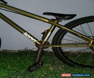 Classic Kona Downside Dirt Jump Bike for Sale