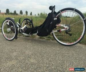 Classic ICE VORTEX RECUMBENT TRIKE - superb condition, low kms, many extras for Sale