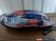 Spiderman Bike Helmet  for Sale