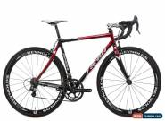 Serotta MeiVici Custom SE Road Bike 54cm Carbon/Ti Campagnolo Record 11s for Sale