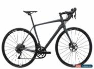 2018 Cannondale Synapse Ultegra Disc Road Bike 54cm Carbon Shimano 8000 DT Swiss for Sale