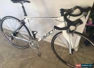 Avanti Giro Road Bike 55cm Melb Cbd for Sale