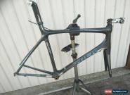 TREK Madone CARBON bike frame/fork. REDUCED. for Sale
