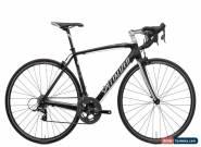 2011 Specialized Tarmac Elite SL2 Road Bike 54cm FACT Carbon SRAM Apex 10s Mavic for Sale