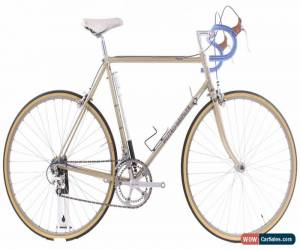 Classic USED Puch Austro Daimler Pacifica 59cm Lugged Steel Road Bike 2x6 Speed Friction for Sale