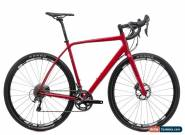 2017 Diamondback Haanjo Trail Gravel Bike Large Aluminum Ultegra 6800 11s HED for Sale