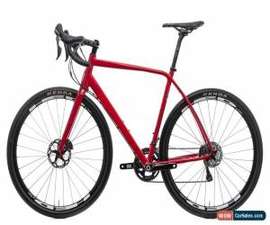 Classic 2017 Diamondback Haanjo Trail Gravel Bike Large Aluminum Ultegra 6800 11s HED for Sale