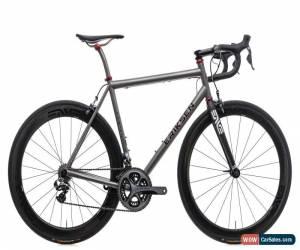 Classic Kent Eriksen Titanium Road Bike 54cm Shimano Dura-Ace Di2 R9070 11 Speed ENVE for Sale