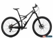 2016 Specialized S-Works Stumpjumper FSR Carbon 29 Mountain Bike X-Large SRAM for Sale