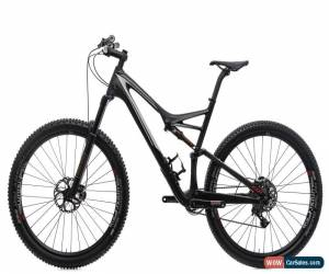 Classic 2016 Specialized S-Works Stumpjumper FSR Carbon 29 Mountain Bike X-Large SRAM for Sale