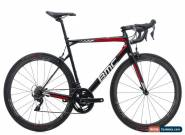 2016 BMC Teammachine SLR01 Road Bike 56cm Carbon Shimano Dura-Ace Zipp Quarq for Sale