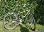 """GT MACH ONE 24"""" BMX CRUISER CRO - MO OLD SCHOOL ORIGIONAL GT FACTORY PARTS USA for Sale"""