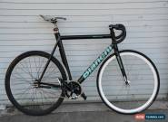 Bianchi Super Pista Triple Butted Hydro formed 7000 aluminum 130ANNIVERSARY 59CM for Sale