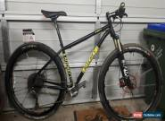 Ritchey P29er Steel Frame Bike for Sale