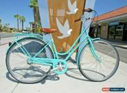 2017 17.5IN BIANCHI VENEZIA DAMA STEEL NEXUS 3SPD COMMUTER BIKE W/NEW WARRANTY!! for Sale