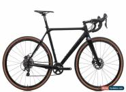 2016 Ridley X-Fire Cyclocross Bike 52cm Carbon Shimano Ultegra 6800 11 Speed HED for Sale