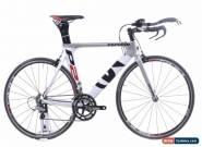 USED 2013 Cervelo P2 54cm Carbon TT Triathlon Bike Shimano Ultegra 2x10 Speed for Sale