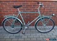 1987 touring bike Kuwahara Aries Ischiwata 025 Osaka Suntour Sugino Dia-Compe for Sale