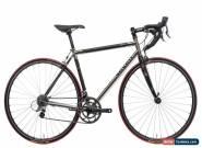2003 Seven Cycles Elium Road Bike Medium Titanium Shimano Dura-Ace 7800 10s for Sale