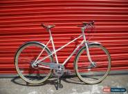 Beautiful Bespoke Mixte Town Bike, 3 Speeds, 53cm Frame for Sale