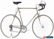 "USED 1974 Ralleigh International 24.5"" Lugged Steel Road Bike Campagnolo 2x5 for Sale"
