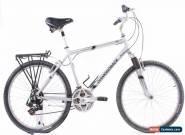 """USED Diamondback Wildwood 19.5"""" Hybrid Bike Shimano Tourney 3x7 w/ Rear Rack for Sale"""