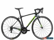 2018 Giant TCR Advanced 2 Road Bike X-Small Carbon Shimano 105 5800 11s Mavic for Sale