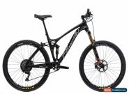 "2016 Ellsworth Epiphany Mountain Bike Medium 27.5"" Carbon/Alloy XT M8000 11s for Sale"