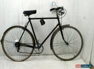 "Raleigh Vintage Road Bike L 60cm 27"" Allvit Huret Made in England Steel Cahrity! for Sale"