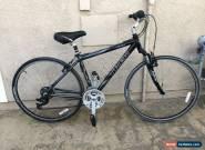 Clean Trek 7100 Multitrack hybrid / road trail bike 21 speed sram suspension for Sale