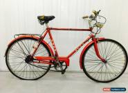 Austrian Puch Classic City Bike Compete Original Features Lugged Frame  for Sale