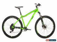 "Diamondback HEIST 1.0 27.5"" GREEN Mountain Bike for Sale"
