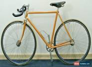 Gios Torino Vintage Steel Road Bike Fixie Columbus SL Campagnolo Brooks Charity! for Sale