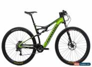 2015 Cannondale Scalpel Team Mountain Bike Large Carbon SRAM 10 Speed Lefty for Sale