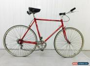 TOP MODRL Classic City Bike, Lightweight Slick Frame, 10 Speed  for Sale
