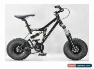 MAFIABIKES Mini Rig FULL SUSPENSION MINI BIKE Black - Black Wheels for Sale