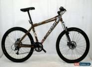 """Kona Hoss Dee-Lux MTB Bike L 18"""" 26"""" Deore Avid Hardtail Suspension Disc Charity for Sale"""