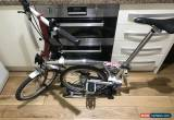 Classic Brompton S3R Chrome Custom Edition 1 Of 1 for Sale
