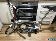 Brompton S3R Chrome Custom Edition 1 Of 1 for Sale
