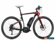 2015 Haibike XDURO SuperRace Road E-Bike Small Alloy SRAM X0 10s Bosch Reynolds for Sale