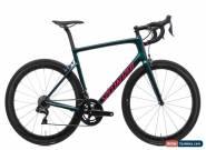 2019 Specialized Tarmac Pro Mens Road Bike 58cm Shimano Ultegra Di2 8050 Roval for Sale
